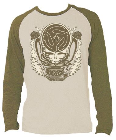 Grateful Dead - Spun Dead Long Sleeve T Shirt