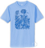 Grateful Dead - Bertha Light Blue T Shirt