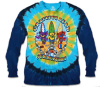 Grateful Dead Beach Bear Bingo Long Sleeve T Shirt