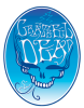 Grateful Dead - Blue Rose Smoke Sticker