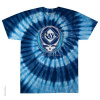 Grateful Dead - Tampa Bay Rays Steal Your Base Tie Dye T Shirt
