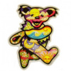 Grateful Dead - Night and Day Dancing Bear Jumbo Sticker