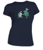 Grateful Dead - Terrapin Station BabyDoll T Shirt