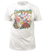Grateful Dead - Worth The Trip White Fitted T Shirt