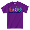 Grateful Dead - Rainbow Critters Youth T Shirt