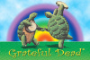 Grateful Dead - Dancing Terrapins Magnet