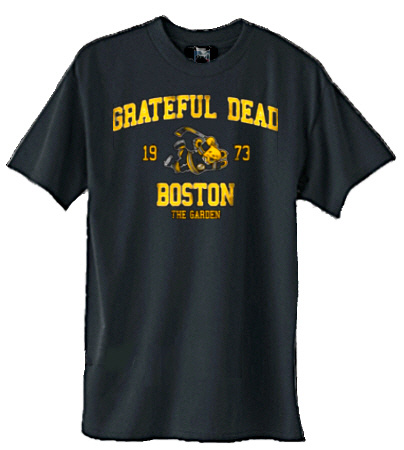 Grateful Dead - Tour - Bobby O'Bear T Shirt