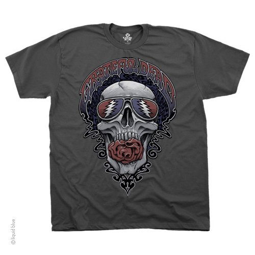 Grateful Dead - Steal Your Shades Gray T Shirt