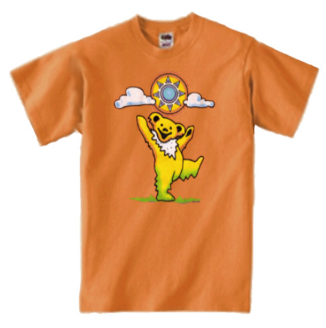 Grateful Dead - Sunny Bear Youth Size T Shirt
