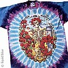 Grateful Dead - 30th Anniversary Tie Dye T Shirt