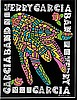 Jerry Garcia - Mosaic Hand Window Sticker
