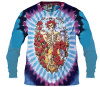 Grateful Dead - 30th Anniversary Long Sleeve Tie Dye Shirt