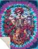 Grateful Dead - 30th Anniversary Fleece Blanket