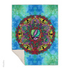 Grateful Dead - Celtic Mandala Fleece Blanket