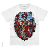 Grateful Dead - 30th Anniversary White Short Sleeve T Shirt
