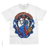 Grateful Dead - Vintage Bertha White Short Sleeve T Shirt