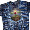 Grateful Dead - Rose Garden Tie Dye T Shirt