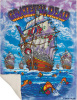 Grateful Dead - Ship Of Fools Fleece Blanket