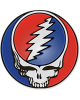 Grateful Dead - Steal Your Face Hat Pin