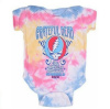 Grateful Dead - American Music Hall Baby Romper