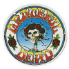 Grateful Dead - Skull And Roses Round Sticker