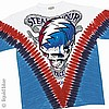 Grateful Dead - Steal Your Face V Dye T Shirt