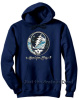 Grateful Dead - Steal Your Sky and Space Hoodie
